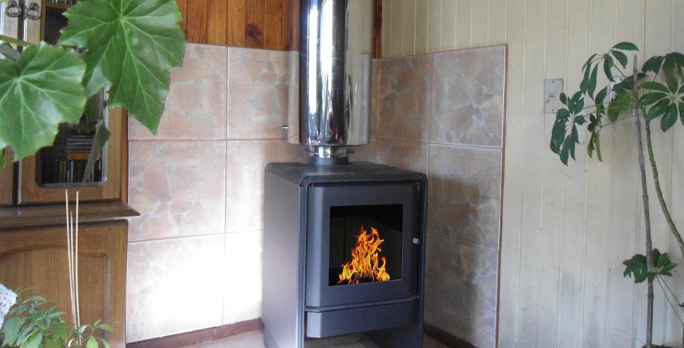 Quienes somos termo calor for Calderas para calefaccion central a lena